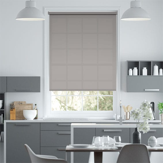 Valencia Pepper Rock Roller Blind