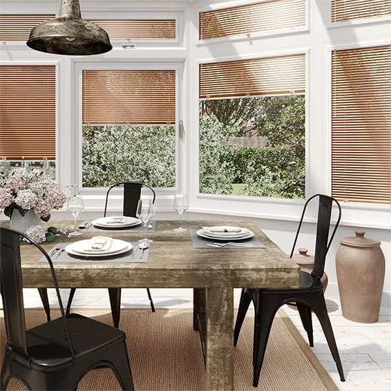 Warm Copper Perfect Fit Venetian Blind
