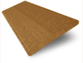 Warm Maple Faux Wood Blind - 50mm Slat slat image