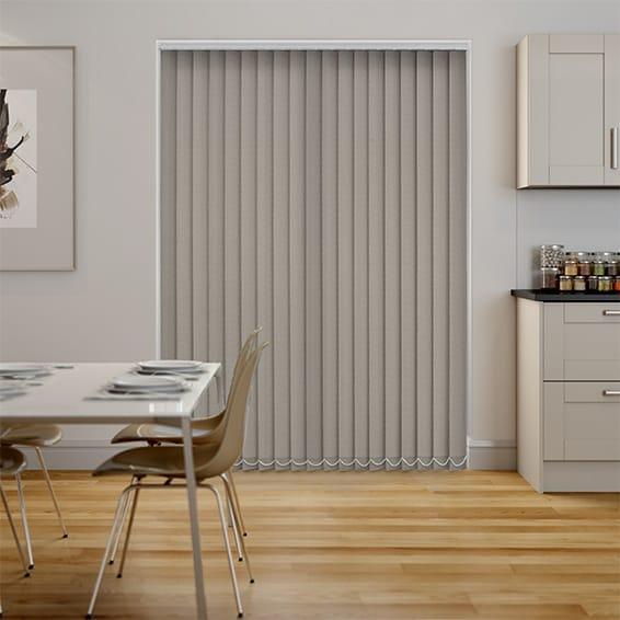 welwyn moon grey vertical blind. Black Bedroom Furniture Sets. Home Design Ideas